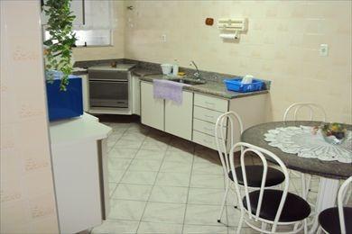 ref.: 597 - apartamento em praia grande, no bairro vila guilhermina - 2 dormitórios