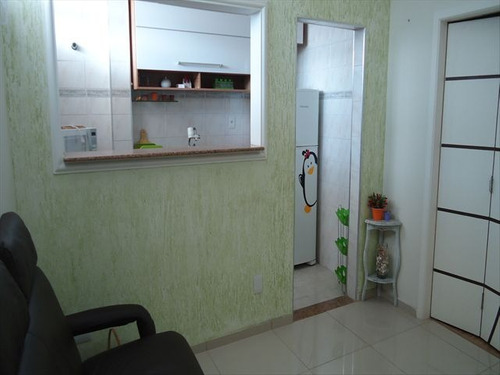 ref.: 5979 - apartamento em santos, no bairro gonzaga - 2 dormitórios