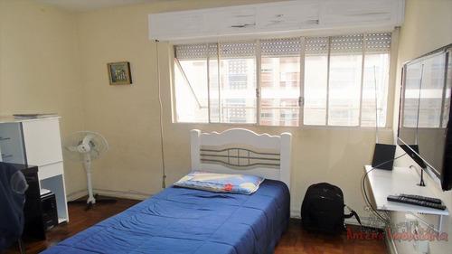 ref.: 5980 - apartamento em sao paulo, no bairro vila buarque - 2 dormitórios
