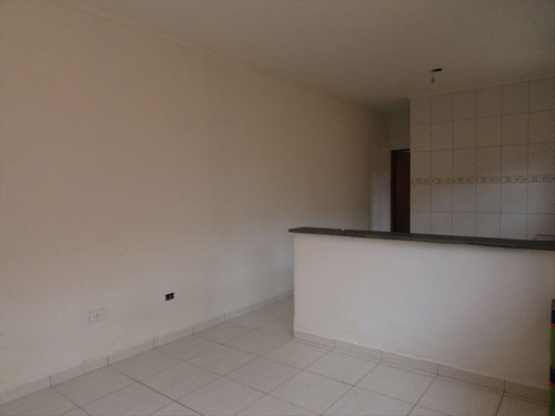 ref.: 599 - casa em mongaguá, no bairro florida mirim - 2 dormitórios