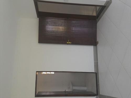 ref.: 60 - casa condomínio fechado em mongagua, no bairro agenor de campos - 2 dormitórios