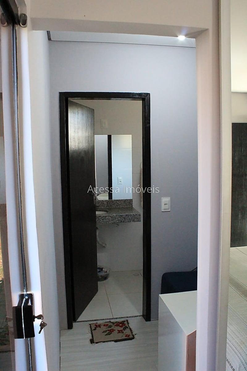 ref.: 6006 - casa 2 qtos - novo horizonte - 2103