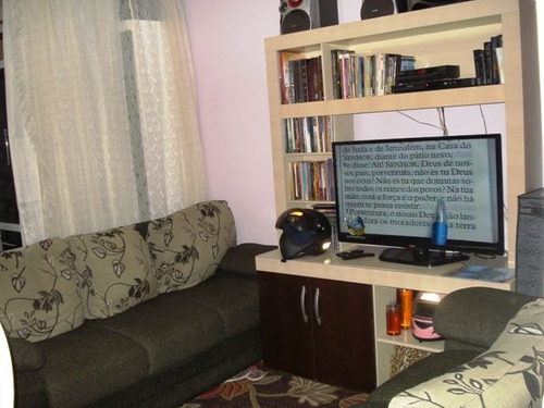 ref.: 601700 - apartamento em praia grande, no bairro tupi - 1 dormitórios