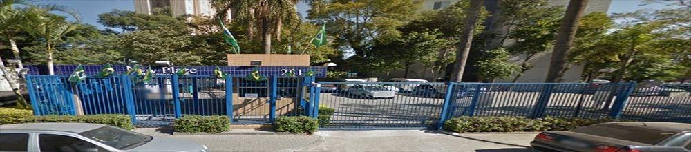 ref.: 6030 - apartamento em sao paulo, no bairro jardim centenario - 2 dormitórios
