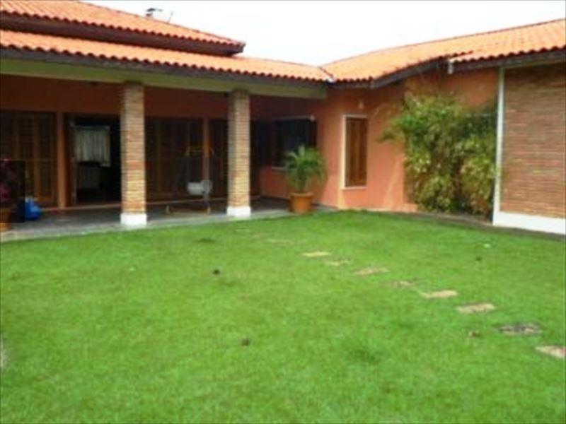 ref.: 604 - casa condomínio fechado em indaiatuba, no bairro recanto das flores - 4 dormitórios
