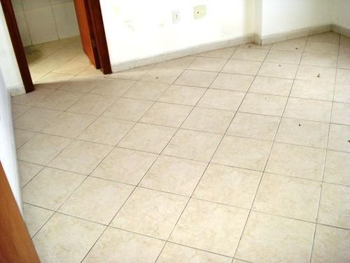 ref.: 605100 - apartamento em praia grande, no bairro guilhermina - 3 dormitórios