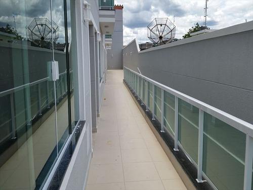 ref.: 6055 - casa condomínio fechado em sao paulo, no bairro vila nova mazzei - 3 dormitórios