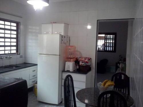 ref.: 606500 - casa em praia grande, no bairro ocian - 2 dormitórios