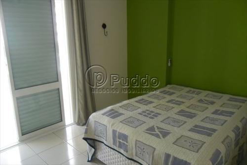 ref.: 607 - apartamento em praia grande, no bairro canto do forte - 2 dormitórios