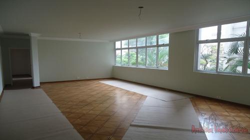 ref.: 6072 - apartamento em sao paulo, no bairro higienopolis - 3 dormitórios
