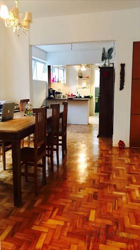 ref.: 6076 - apartamento em sao paulo, no bairro higienopolis - 3 dormitórios