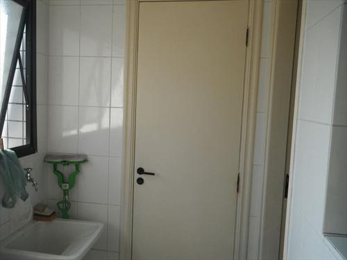 ref.: 609 - apartamento em santos, no bairro ponta da praia - 3 dormitórios