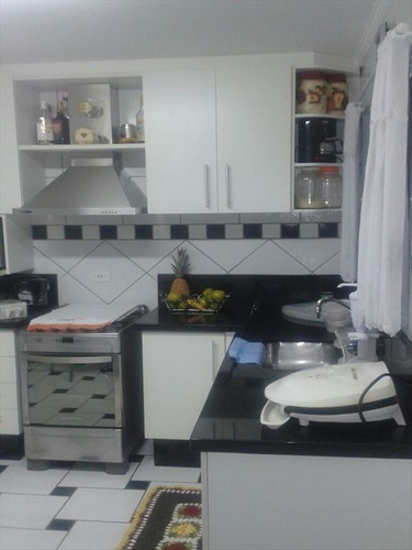 ref.: 6096 - casa condomínio fechado em sao paulo, no bairro vila nivi - 2 dormitórios