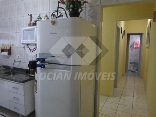 ref.: 61 - apartamento em praia grande, no bairro ocian - 2 dormitórios