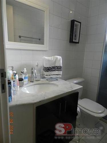 ref.: 6100 - apartamento em sao paulo, no bairro parque novo mundo - 2 dormitórios