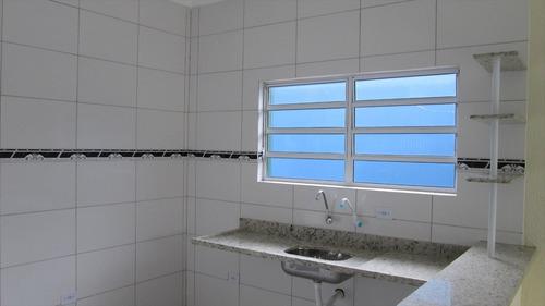 ref.: 6100 - casa em itanhaém, no bairro vl nova itanhaém - 2 dormitórios