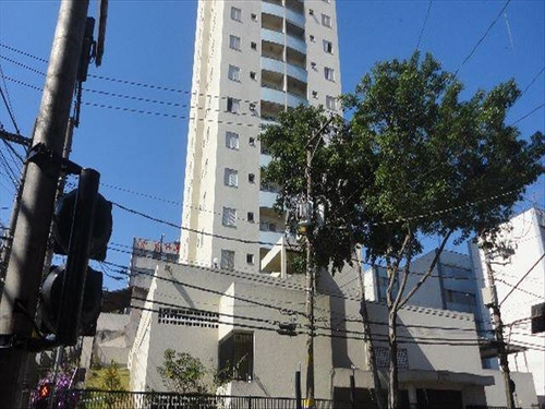 ref.: 6116 - apartamento em sao paulo, no bairro vila gustavo - 2 dormitórios