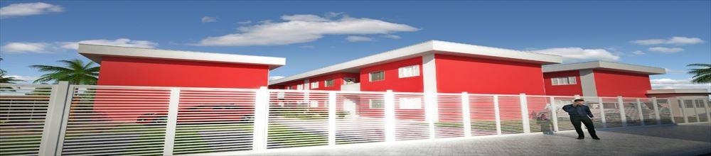 ref.: 614 - casa em bertioga, no bairro boraceia - 2 dormitórios