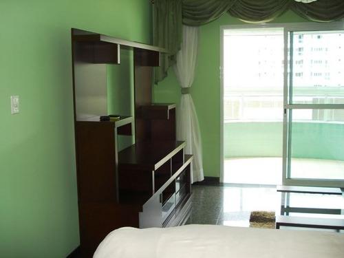 ref.: 614500 - apartamento em praia grande, no bairro canto do forte - 3 dormitórios