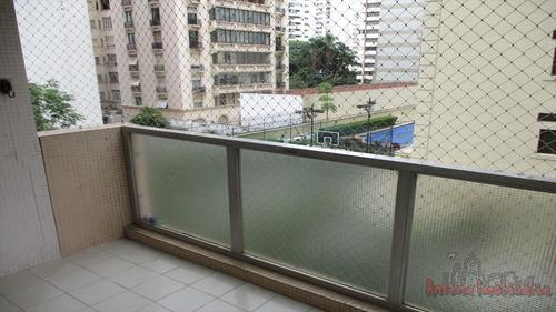 ref.: 6147 - apartamento em sao paulo, no bairro santa cecilia - 3 dormitórios