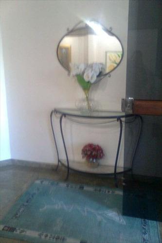 ref.: 615 - apartamento em praia grande, no bairro boqueirão - 2 dormitórios