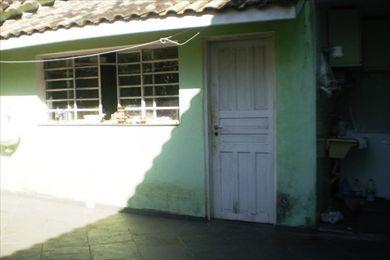 ref.: 615000 - casa em praia grande, no bairro canto do forte - 2 dormitórios