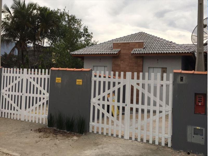 ref.: 616 - casa em bertioga, no bairro vista linda - 2 dormitórios