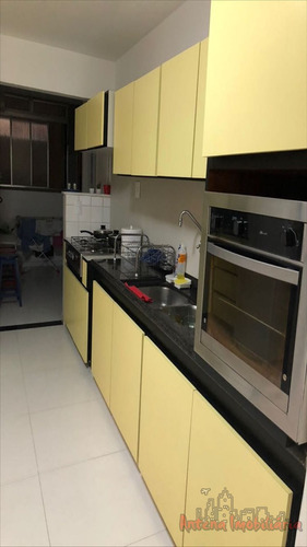 ref.: 6166 - apartamento em sao paulo, no bairro higienopolis - 3 dormitórios