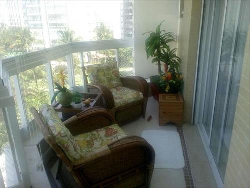ref.: 617 - apartamento em bertioga, no bairro riviera de são lourenço - 4 dormitórios