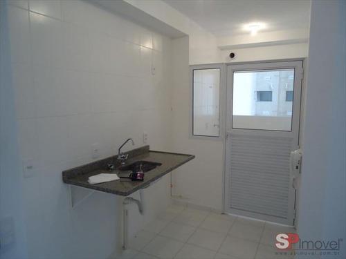 ref.: 6186 - apartamento em sao paulo, no bairro jardim modelo - 2 dormitórios