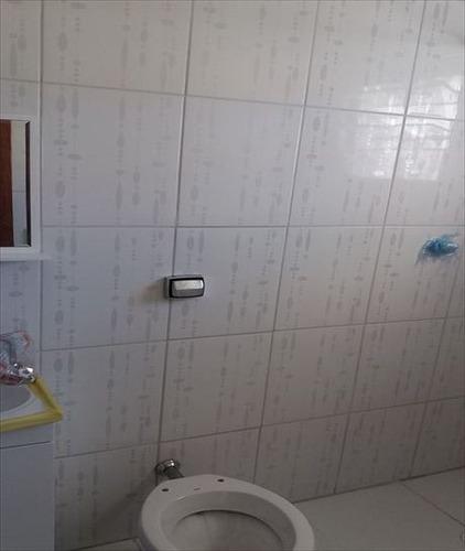ref.: 619 - casa em itanhaem, no bairro tupy - 2 dormitórios
