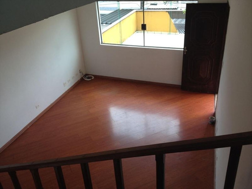 ref.: 6193 - casa em sao paulo, no bairro horto florestal - 3 dormitórios