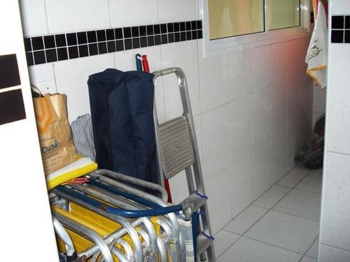 ref.: 619400 - apartamento em praia grande, no bairro guilhermina - 2 dormitórios