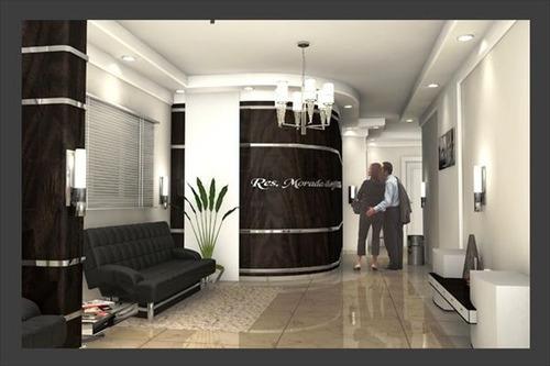 ref.: 619702 - apartamento em praia grande, no bairro vila c