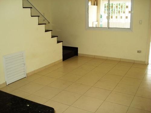 ref.: 619900 - casa em praia grande, no bairro sitio do campo - 2 dormitórios