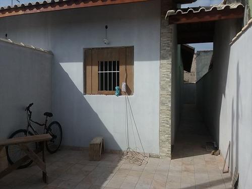 ref.: 620 - casa em itanhaém, no bairro vila nova  itanhaém - 2 dormitórios