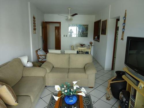 ref.: 62001 - apartamento em praia grande, no bairro canto do forte - 2 dormitórios