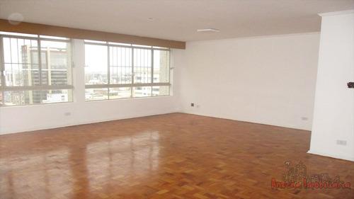 ref.: 6204 - apartamento em sao paulo, no bairro higienopolis - 3 dormitórios