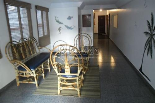 ref.: 621 - apartamento em praia grande, no bairro canto do forte - 1 dormitórios