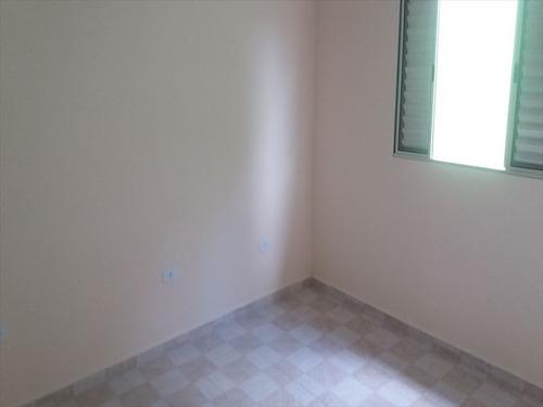 ref.: 621 - casa em itanhaém, no bairro loty - 2 dormitórios