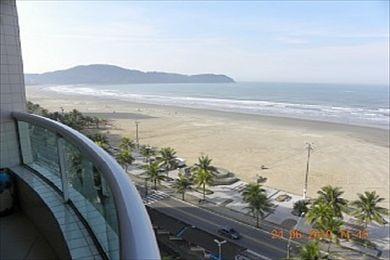 ref.: 621100 - apartamento em praia grande, no bairro vila guilhermina - 3 dormitórios