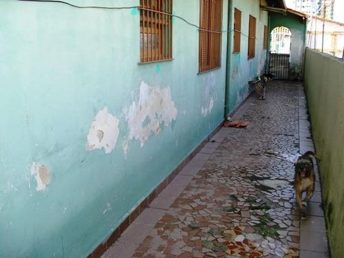 ref.: 622400 - casa em praia grande, no bairro tupi - 3 dormitórios