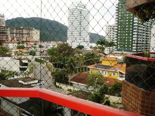 ref.: 623400 - apartamento em praia grande, no bairro canto do forte - 3 dormitórios