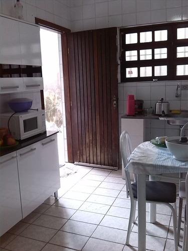 ref.: 62401 - casa em praia grande, no bairro tupi - 2 dormitórios