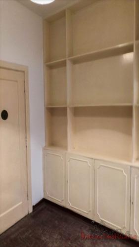 ref.: 6247 - apartamento em sao paulo, no bairro santa cecilia - 1 dormitórios