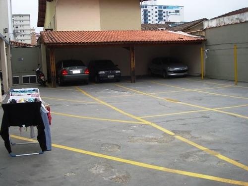 ref.: 624900 - apartamento em praia grande, no bairro guilhermina - 2 dormitórios