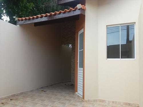 ref.: 627 - casa em itanhaém, no bairro vila nova itanhaém - 2 dormitórios