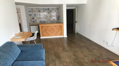 ref.: 6275 - apartamento em sao paulo, no bairro higienopolis - 1 dormitórios