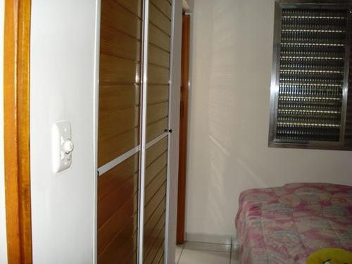 ref.: 628200 - apartamento em praia grande, no bairro guilhermina - 1 dormitórios