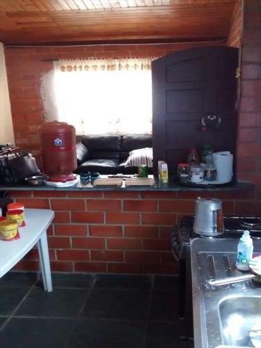 ref.: 63 - casa em mongaguá, no bairro itaoca - 3 dormitórios